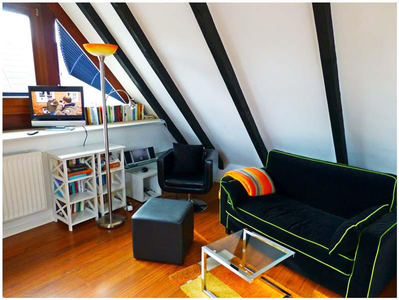 Leseecke-Ferienwohnung-mit-3-Schlafzimmern-auf-Sylt