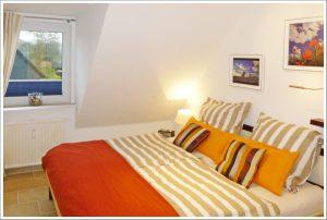 Doppelzimmer 2 für Urlaub auf Sylt mit Hund in Westerland