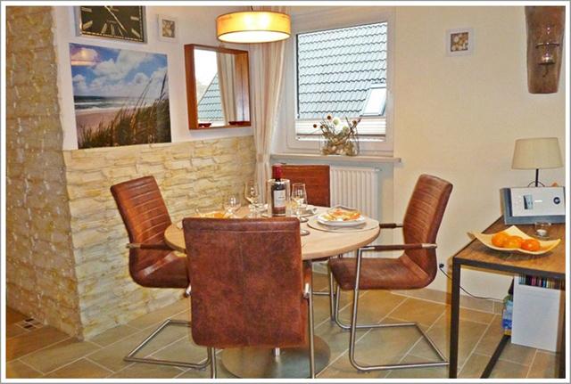 Modernes Appartement für 4 Personen mit 4 Zimmern