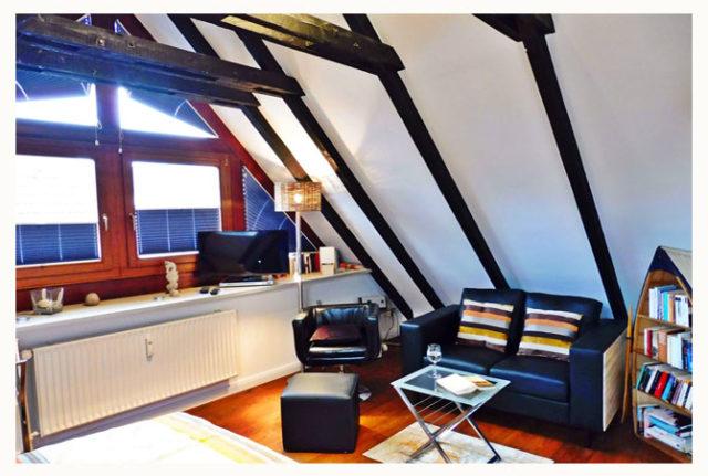 günstige Ferienwohnung auf Sylt von privat mit 3 Schlafzimmern, Günstig für 5 Personen buchbar Ferienwohnung für 4 Personen