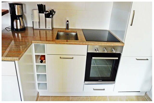 günstige Ferienwohnung auf Sylt mit 3 Schlafzimmern ideal für 4 Personen oder 5 Personen in ruhiger Lage in Westerland mit Terrasse
