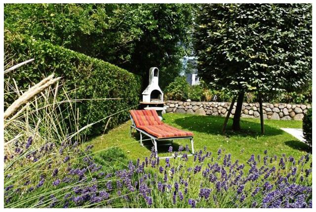 Ferienwohnung mit Terrasse und Garten auf Sylt in Westerland